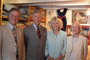 royal visit jen jones shop